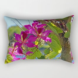 Riding Temptation Rectangular Pillow