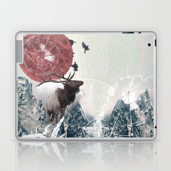 The Nature of Analysis Laptop & iPad Skin