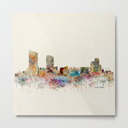 grand rapids michigan Metal Print