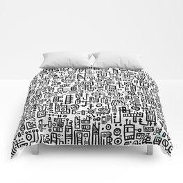 Barmecide Comforters