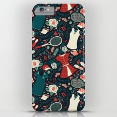 Tennis Style iPhone 6 Plus Slim Case