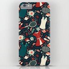 Tennis Style Slim Case iPhone 6 Plus