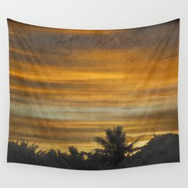 End of day Wall Tapestry