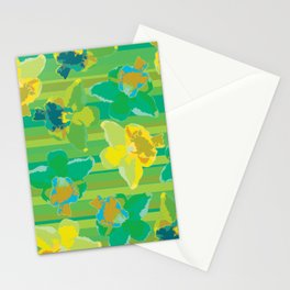 Fluor Flora - Acid Stationery Cards