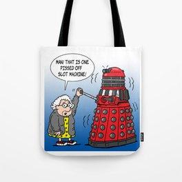 Lola Dalek Tote Bag
