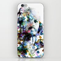 jack sparrow iPhone & iPod Skins featuring Jack Sparrow by NKlein Design