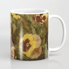 Henri Fantin-Latour - Pansies Coffee Mug