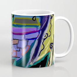 mocking the sea Coffee Mug