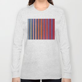 Hot & Cold Stripes Long Sleeve T-shirt