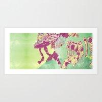 Phaedra  Art Print