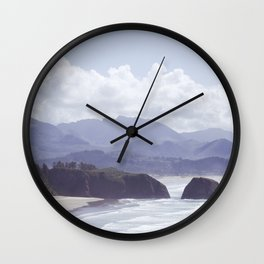 PNW IV Wall Clock