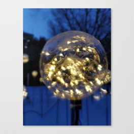 Wonder Lights Canvas Print