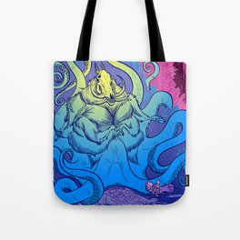 Hollowspine Rider meets the Lord of the Hunt Tote Bag