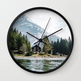 Swizz Heaven Wall Clock