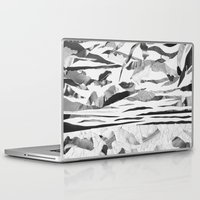 sand Laptop & iPad Skins featuring Sand  by Jihan Mv