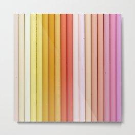 Color pencil Metal Print
