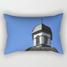 Bell Tower Rectangular Pillow