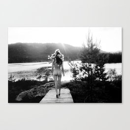 Wild Ones Canvas Print