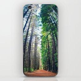Treeburst iPhone Skin