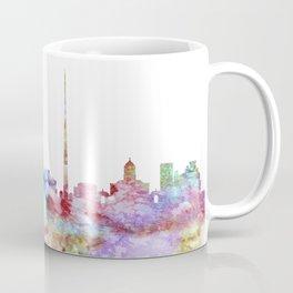 Dublin Skyline Ireland Coffee Mug