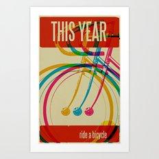 This Year Art Print