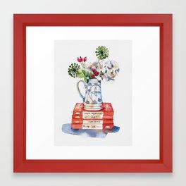 Lovely Monday Framed Art Print