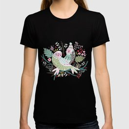 Holiday Birds Love T-shirt