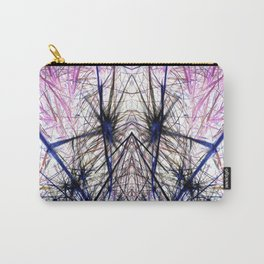 Grass Lines Carry-All Pouch