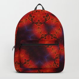Roots Mandala Backpack