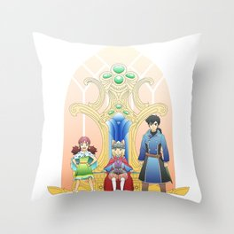 Ni No Kuni II Throw Pillow