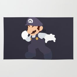 Mario(Smash)Cookies&Cream Rug