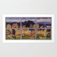 Paperworks Art Print