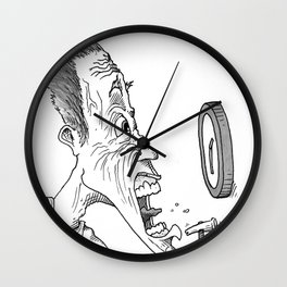 It's NOT Hammer Time! Wall Clock