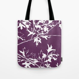 Fall Branches Tote Bag