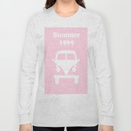 Summer 1969 -  pink Long Sleeve T-shirt
