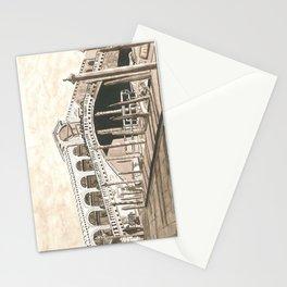 Rialto bridge Stationery Cards