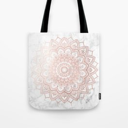 Pleasure Rose Gold Tote Bag