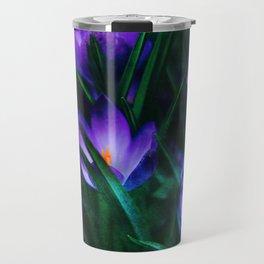 Crocus Spring Vibe Travel Mug