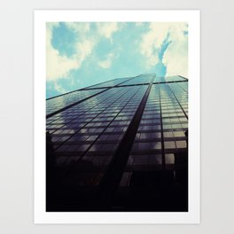 Willis Tower Art Print