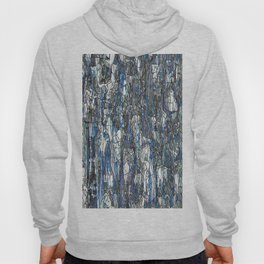 Abstract blue 2 Hoody