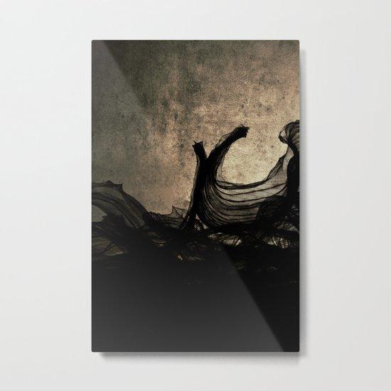 An Ocean of Dischord Metal Print