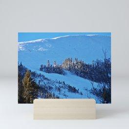 Above the Treeline, Mount Hog's Back Mini Art Print