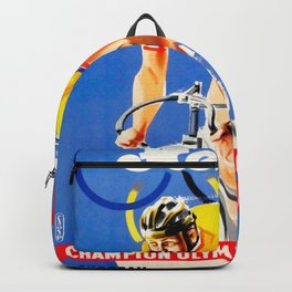Yellow Jersey Backpack