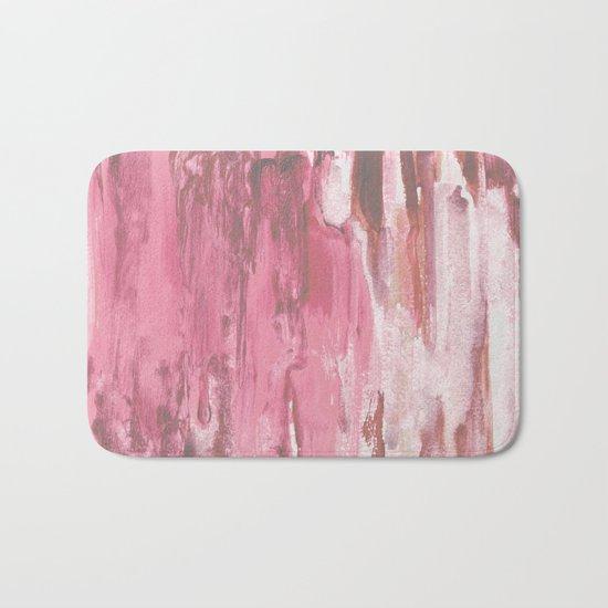 Soft Pink Bath Mat