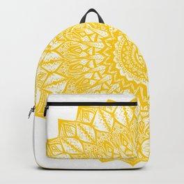 Sunshine-Yellow Backpack
