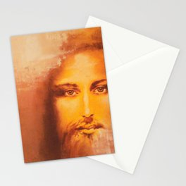 Beautiful Jesus Stationery Cards