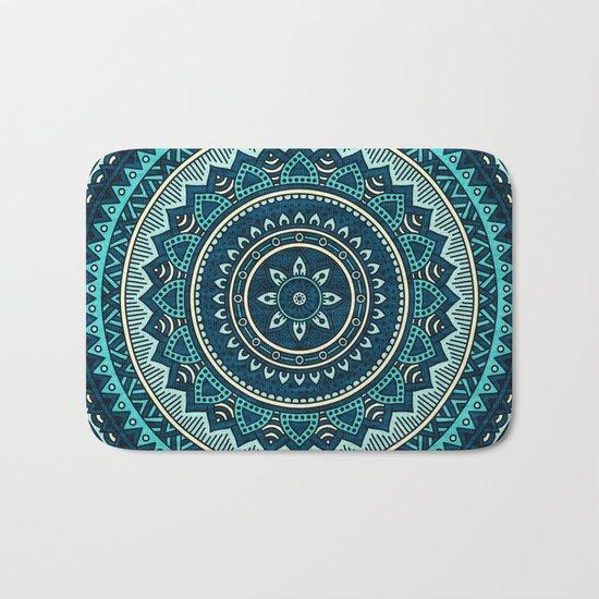 Hippie Mandala 16 Bath Mat