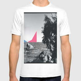 Cannes at the sea T-shirt