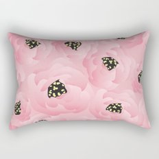 Lisianthus Rectangular Pillow