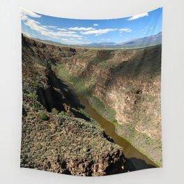 Rio Grande Gorge Wall Tapestry